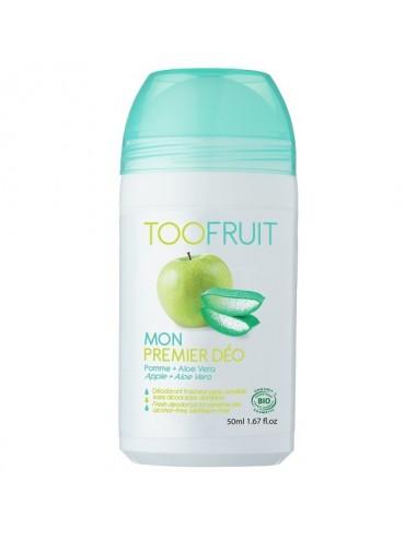 Toofruit Mon premier déo Pomme Aloe 50 ml