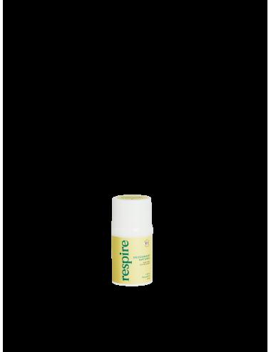 Respire Déodorant Roll On Citron Bergamotte 15ml
