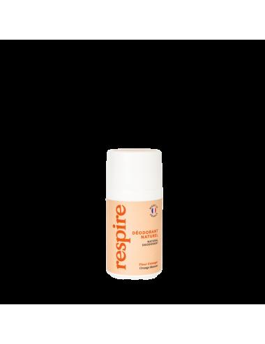 Respire Déodorant Roll On Fleur d'Oranger 50ml