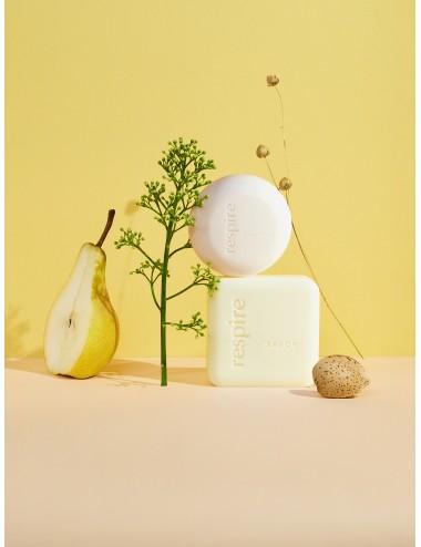 Respire Kit solide : 1 shampooing solide 75 gr + 1 savon 100 gr