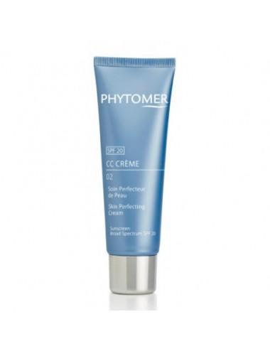 Phytomer CC Crème 02 Peau Crème Perfection SPF20 50ml