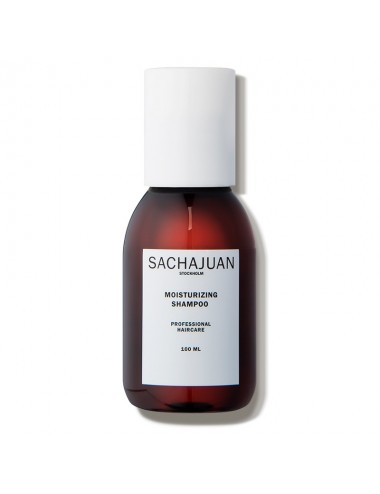 SachaJuan Shampoing cheveux secs ou mêchés Moisturizing Shampoo 100ml