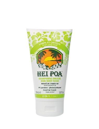 Hei Poa Shampooing Douche Monoi Tiaré 150ml