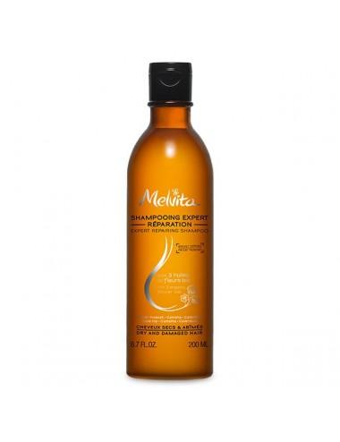 Melvita Shampooing Expert Réparation 200 ml