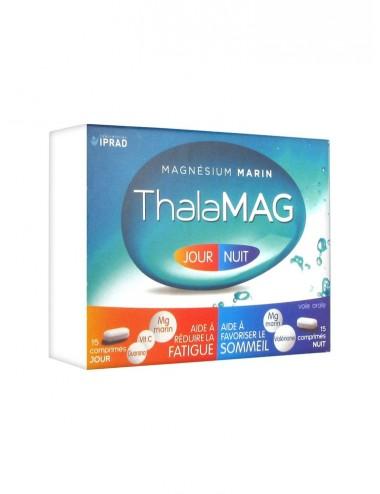 Thalamag Magnésium Marin Jour et Nuit 30 Comprimés