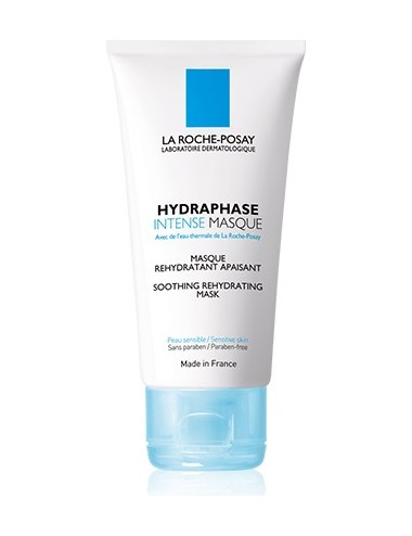 La Roche Posay Hydraphase Intense Masque réhydratant comblant apaisant 50 ml