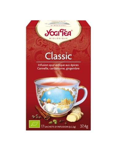 Yogi Tea Infusions Bio Classic 17 Sachets