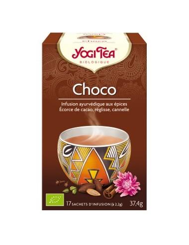 Yogi Tea Infusions Bio Choco 17 Sachets