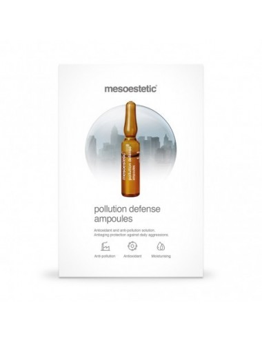 Mesoestetic Pollution Defense Ampoules 10 x 2ml