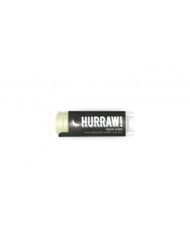 Hurraw Baume à Lèvres Végan Réparateur Nuit 4,3g