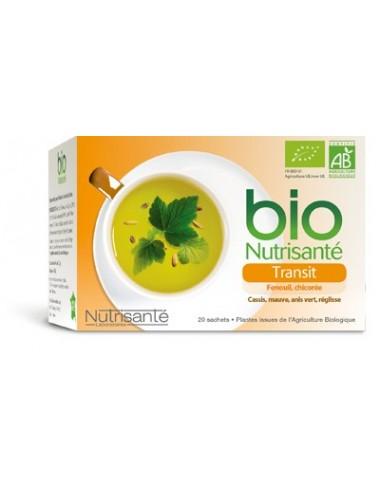 Nutrisanté Infusion Bio Transit 20 Sachets