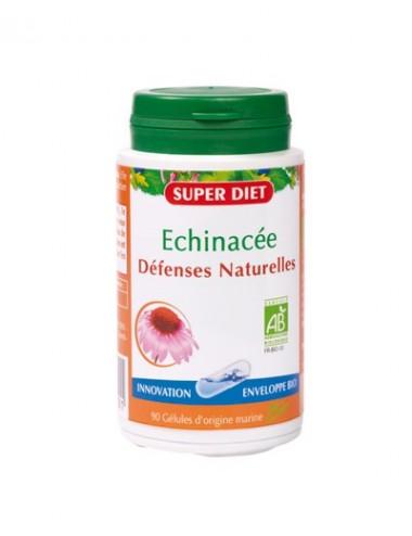 Super Diet échinacée gélules d'origine marine bio