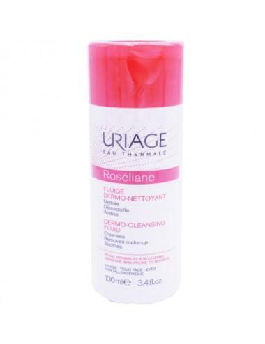 Uriage Roseliane fluide dermonettoyant 100ml