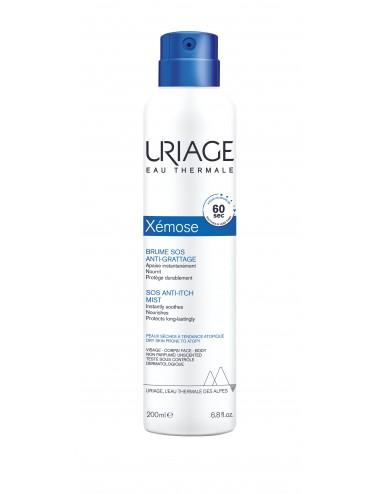 Uriage Xémose - Brume SOS Anti-Grattage - 200ml