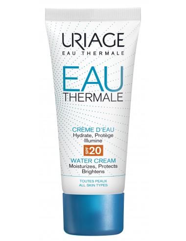 Uriage Eau Thermale - Crème d'Eau SPF20 - 40 ml