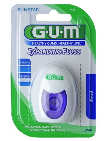 Gum Fil dentaire  Expanding Floss 30m
