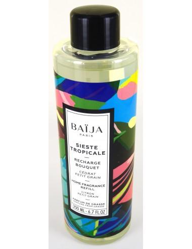 Baïja Recharge Bouquet parfumé Sieste Tropicale 200ml