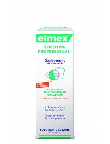 Elmex Bain de bouche Sensitive Professional - 400ml