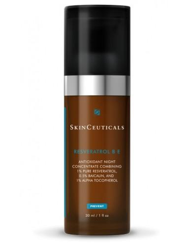 Skinceuticals RESVERATROL B E sérum antioxydant de Nuit rides & fermeté 30ml