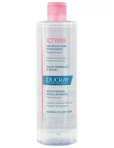 Ducray Ictyane Eau Micellaire Hydratante 400ml