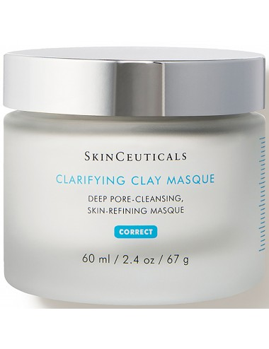 Skinceuticals CLARFYING CLAY MASQUE Masque purifiant éclat à l'argile 60ml