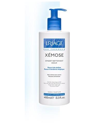 Uriage Xémose - Syndet Nettoyant Doux - Tube 200ml