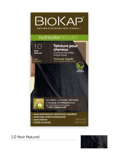 Biokap  Delicato 1.0 Noir Naturel 140 ml