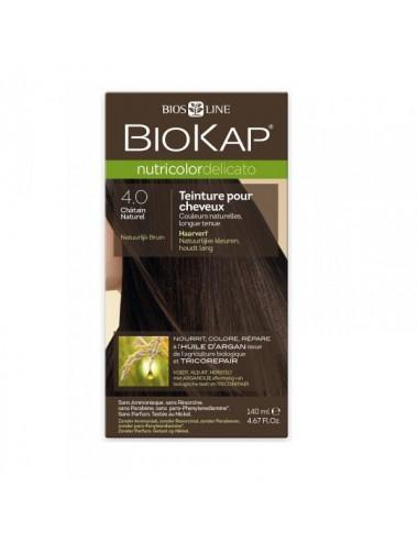 Biokap  Delicato 4.0 Châtain Naturel 140 ml