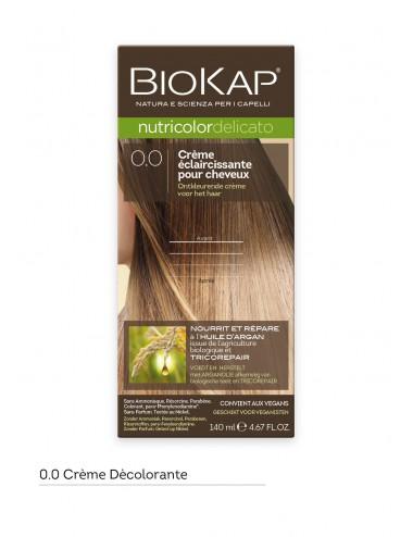 Biokap Delicato 0.00 Crème Decolorante 140 ml