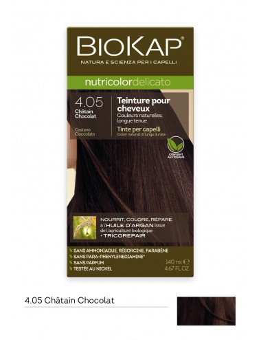 Biokap  Delicato 4.05 Chatain Chocolat 140ml