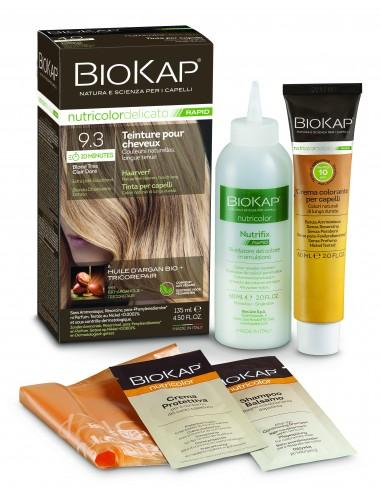 Biokap Delicato Rapid  9.30 Blond Très Clair Doré 135 ml