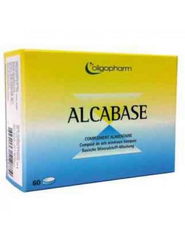 Dr.Theiss Alcabase 750mg 60 comprimés