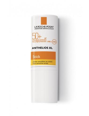 La Roche Posay Anthelios Crème Solaire en Stick Zones Sensibles Visage SPF50+ Sans Parfum 9g