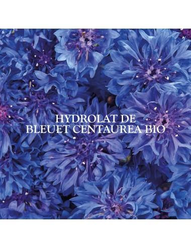 Sanoflore Véritable eau florale de Bleuet Bio Brume défatigante 200ml