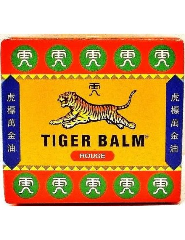 Baume du Tigre Rouge - 19 Gr