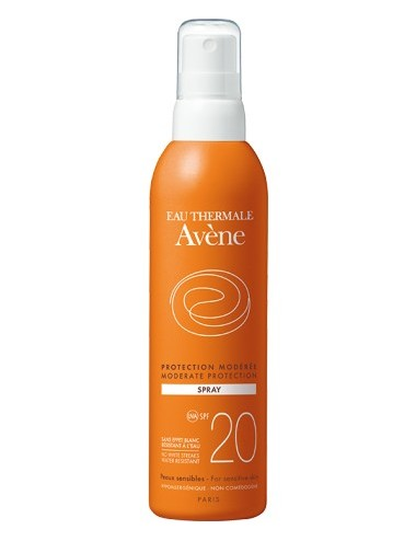 Avène Solaire Spray SPF 20  200ml