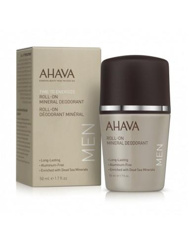AHAVA Déodorant Minéral pour Lui 50ml