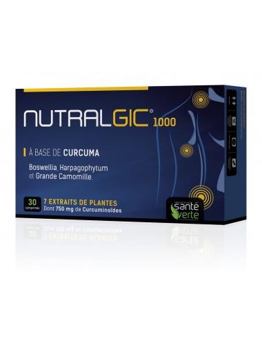Santé Verte Nutralgic1000 - 30 Comprimés