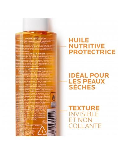 La Roche Posay Anthelios Crème Solaire en Huile Confort Nutritive Corps SPF30 Avec Parfum 200ml