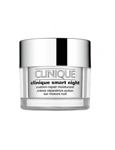 Clinique Smart Night Crème Réparatrice sur Mesure Nuit Type 1 Peaux Sèches 50ml