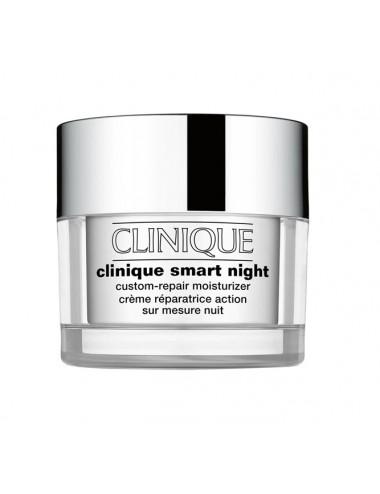 Clinique Smart Night Crème Réparatrice sur Mesure Nuit Type 2 Peau Sèche à Mixte 50ml