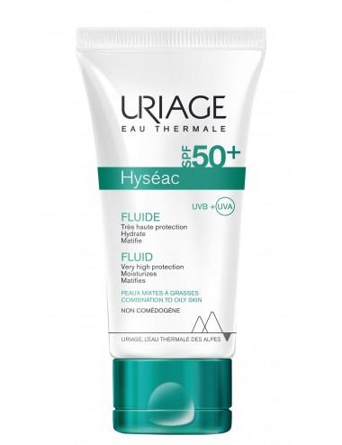 Uriage Hyséac - Fluide SPF50+ - Tube 50ml