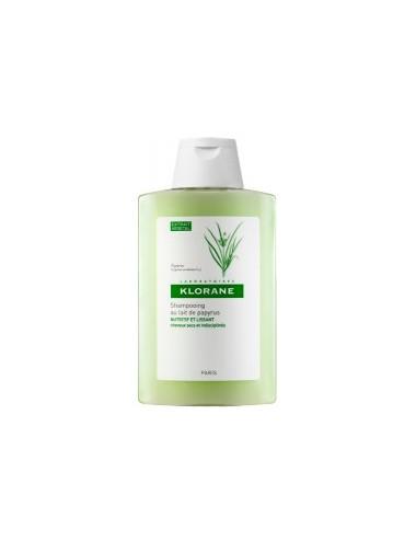 Klorane shampoing nutritif et lissant au papyrus 200ml