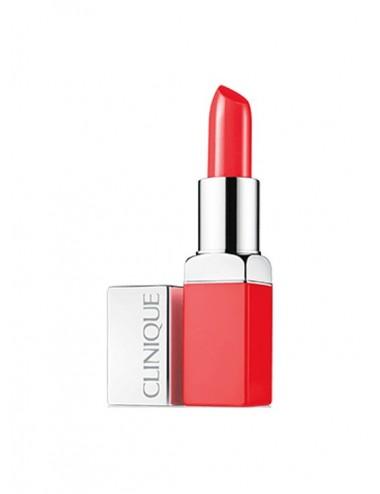 Clinique Pop Rouge Intense 06 Poppy Pop + Base Lissante 3,9g