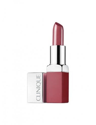 Clinique Pop Rouge Intense 14 Plum Pop + Base Lissante 3,9g