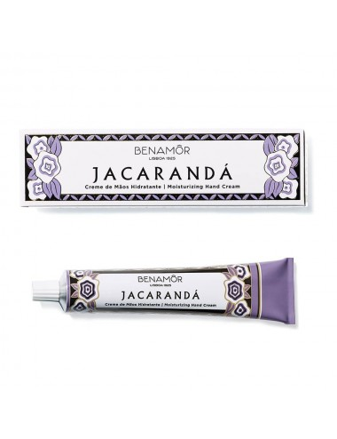 Benamor Jacaranda Crème pour les Mains 50ml