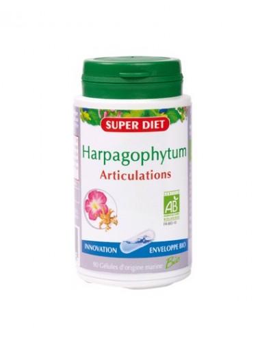 Super Diet harpagophytum 90 gélules d'origine marine bio