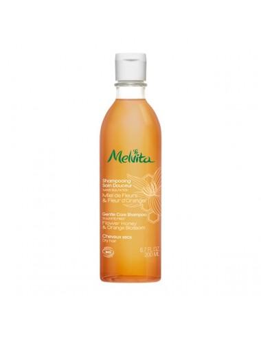 Melvita Shampoing Bio Soin Douceur Miel & Fleurs d'Oranger 200 ml