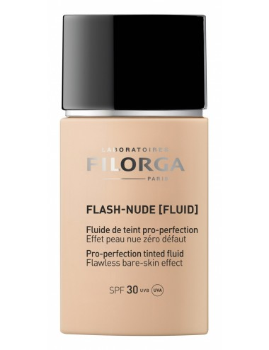 Filorga Flash Nude Fluide Pro Perfection 00 Nude Ivory SPF30 30ml