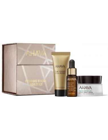 Ahava Coffret 2020 Luxe Mineral